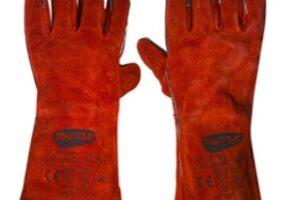 Silverline - Guantes para soldador